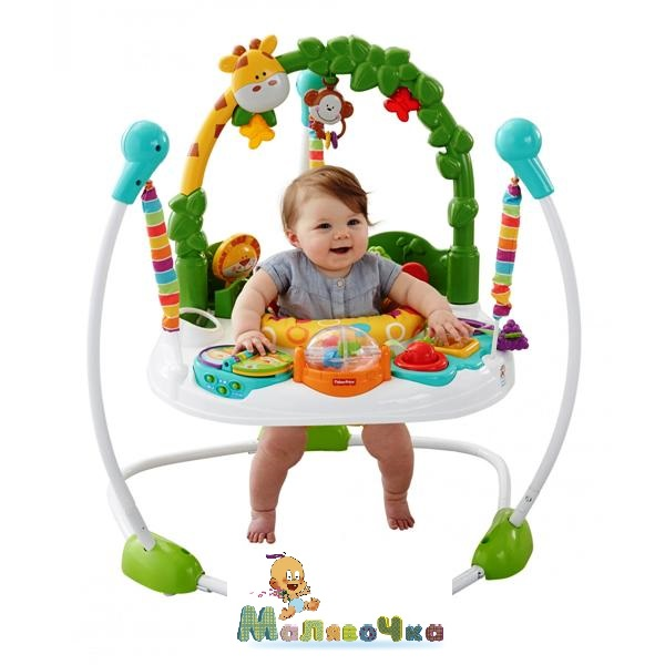 Fisher Price Прыгунки Дикая природа Fisher Price